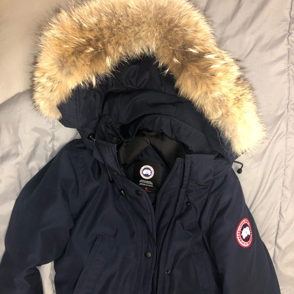 Canada Goose Jackets   Blazers - Canada Goose Women s Trillium Fusion Fit 77300a5f46